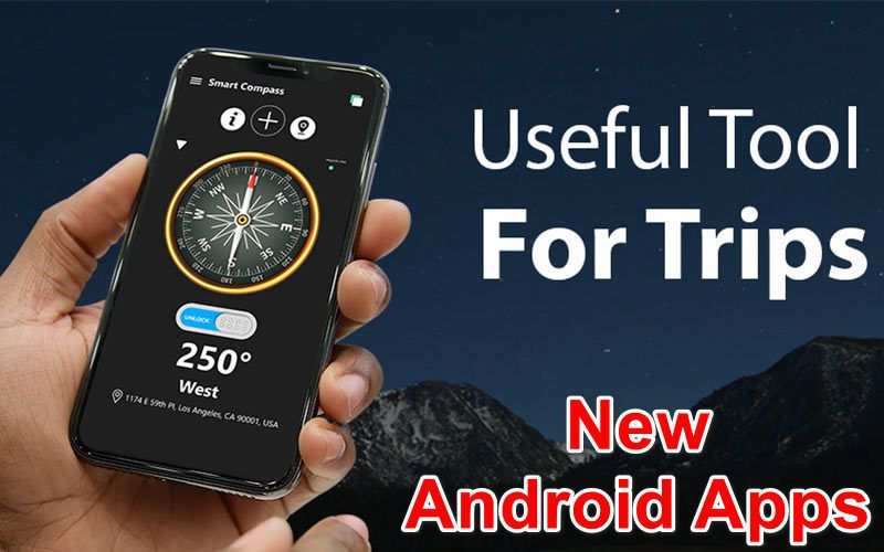 new adroid apps