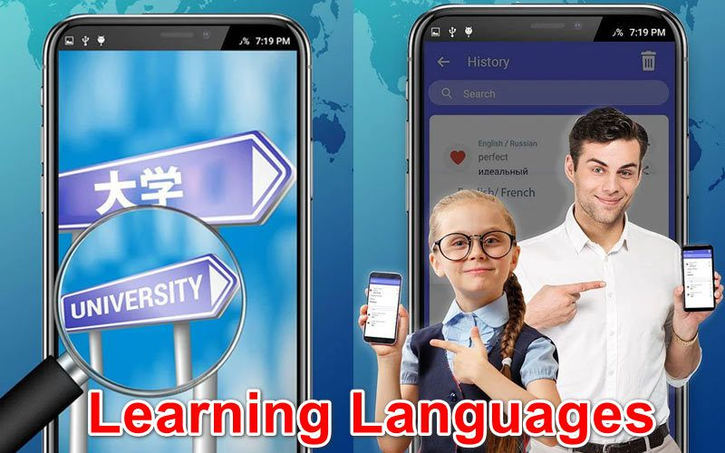 Learning languages