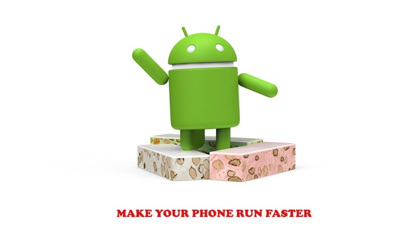 Make Your Phone Run Faster