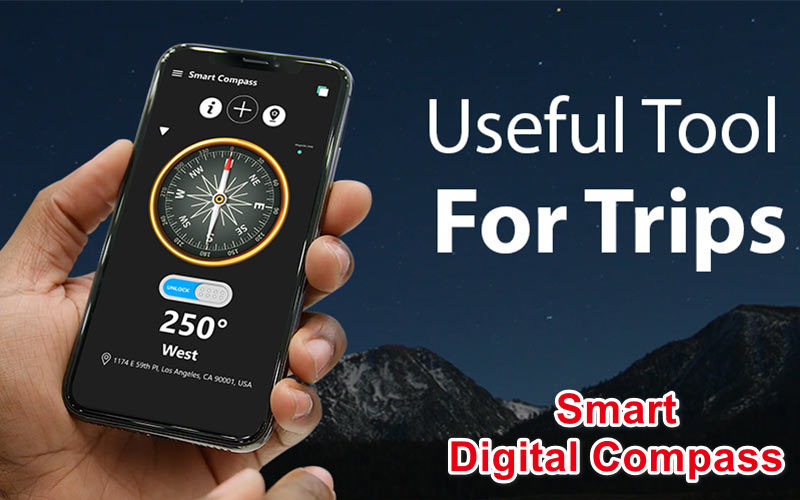 Smart Digital Compass