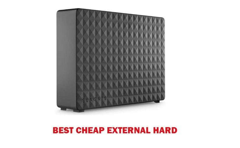 15 best cheap external hard drive