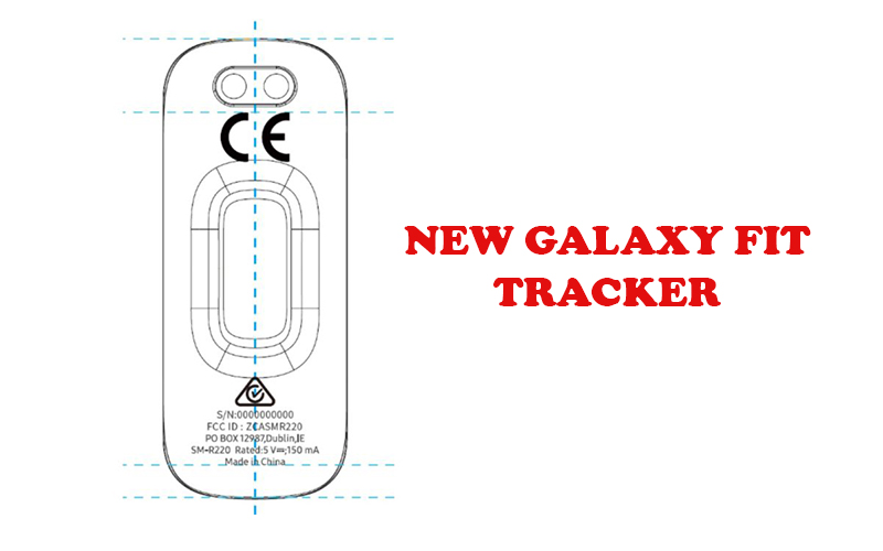 new galaxy fit tracker