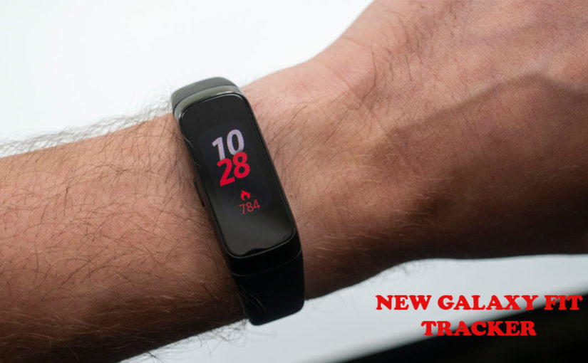 Samsung Works On A New Galaxy Fit Tracker?