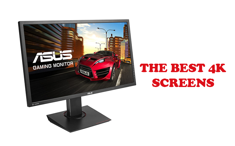 the best 4k screens