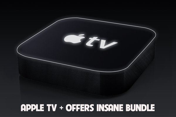 APPLE TV + OFFERS INSANE BUNDLE WITH CBS ALL ACCESS AT A HUGE DISCOUNT