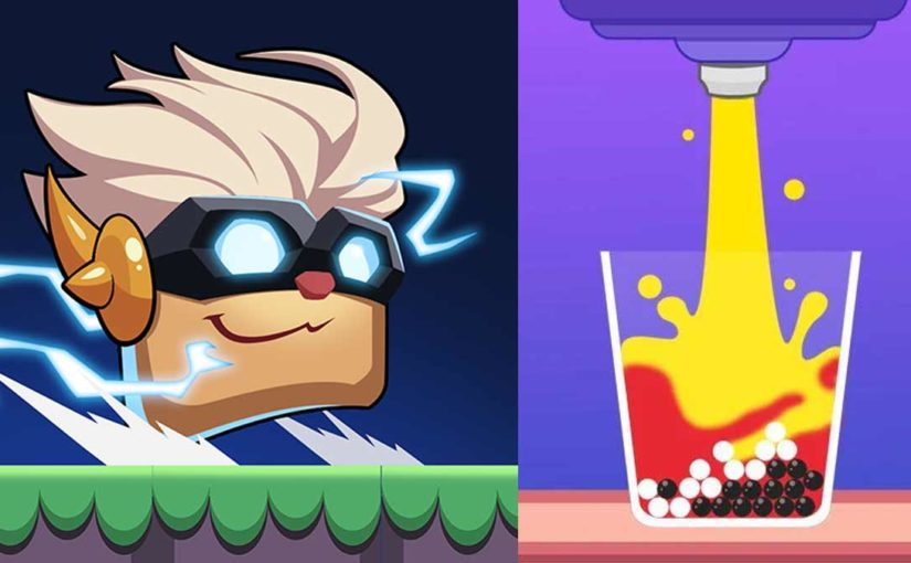 10 Of The Most Relaxing Games For Android