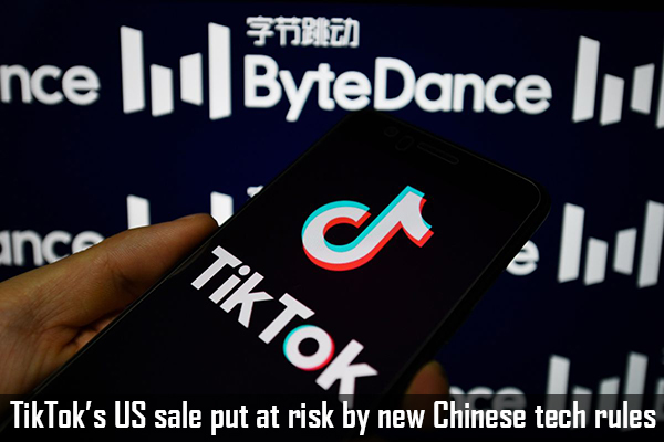 TikTok Sale To A US Company