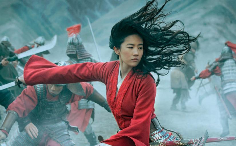 Mulan is coming to Disney Plus September 4