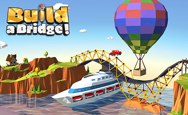 Build a Bridge Is The Best Android Games