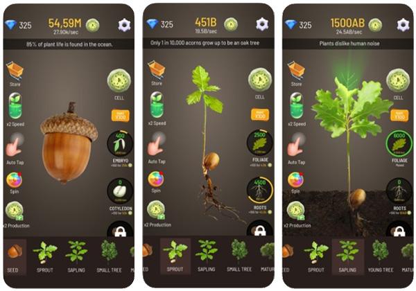 Idle Plant 3D best iOS games
