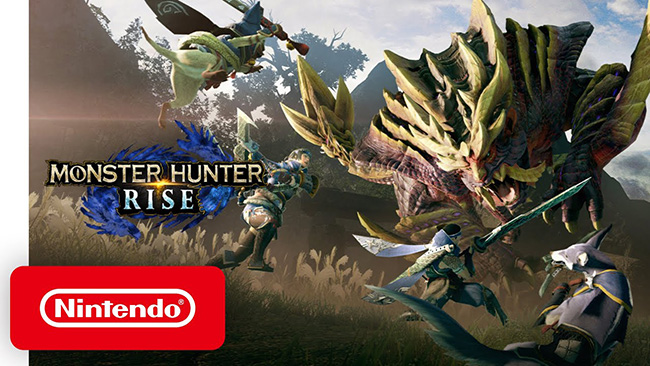 Monster Hunter Rise Feature