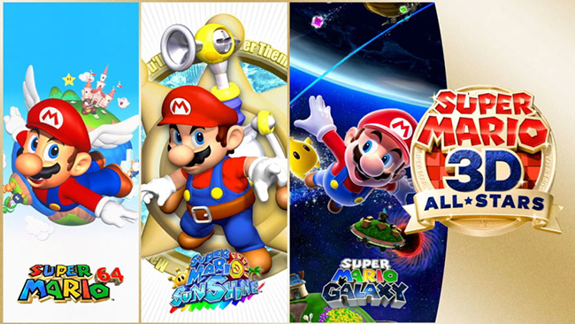 Nintendo's Super Mario 3D All-Stars Pack Has Fans Excited And Confused