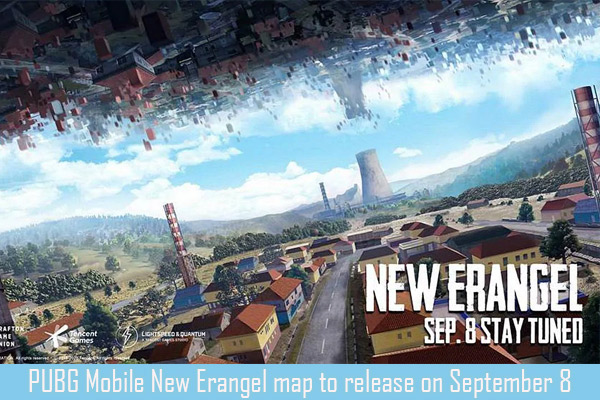 PUBG Mobile version 1.0 will include Erangel map refresh