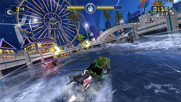 Riptide GP Renegade iOS games