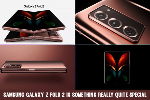 Samsung Galaxy Z Fold 2 Is Something Really Quite Special