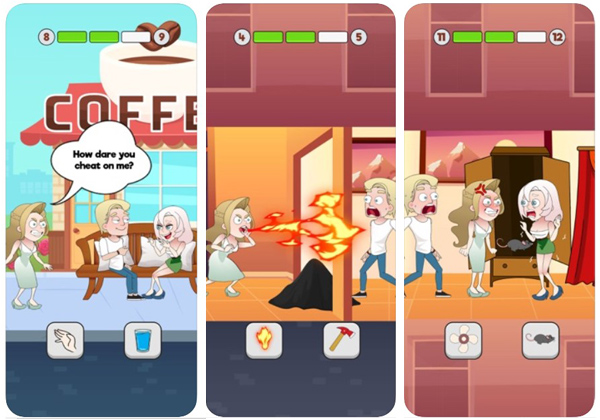 Save Lady Episode iOS games