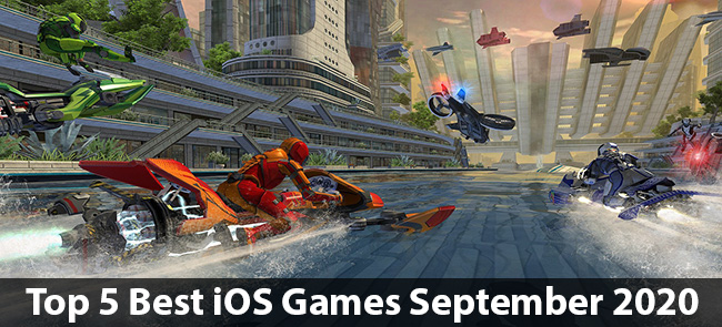 Top 5 Best iOS Games September 2020