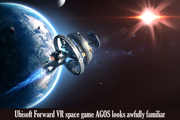 Ubisoft Forward Has Just Revealed Its Latest VR Game, AGOS