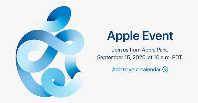 [Apple Event] How To Watch Apple's September 2020 Event