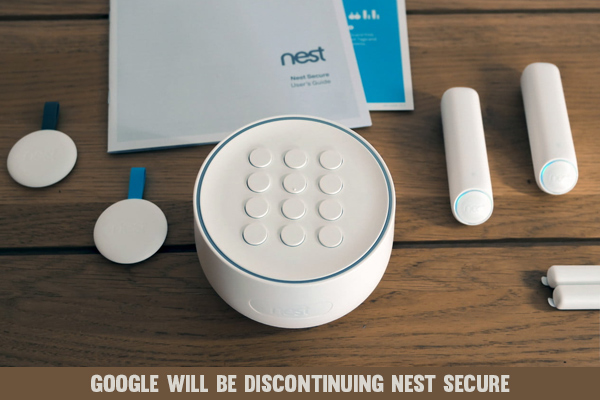 Google Authenticates The Nest Secure Has Been Discontinued
