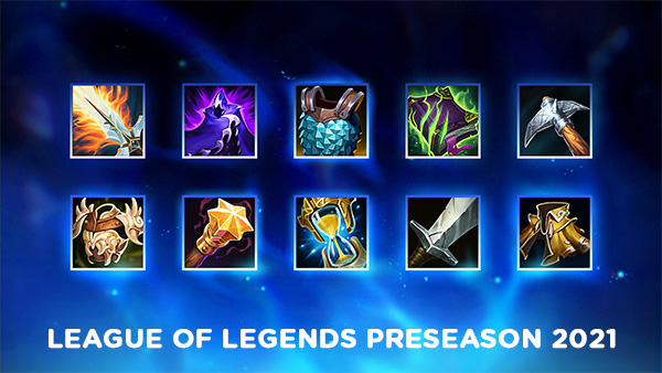 League of Legends Preseason 2021: 5 Things We Want