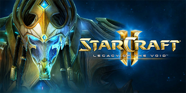 StarCraft 2 Update Moves Game To Legacy Support