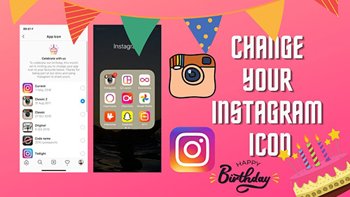 [Instagram Icon] How To Get Instagram's Secret Retro Icons As Turns 10