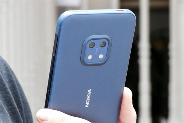 Nokia XR20 is a 5G phone with waterproof body and three years of OS updates
