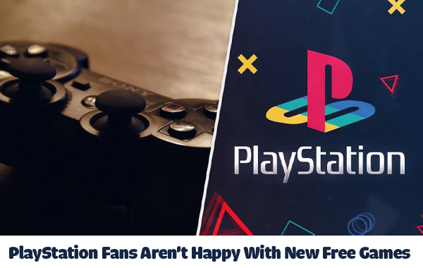 PlayStation Fans Aren't Happy With New Free Games