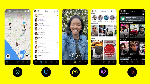 Snapchat Down Unknown issue has caused users a failure to log in to the app 2