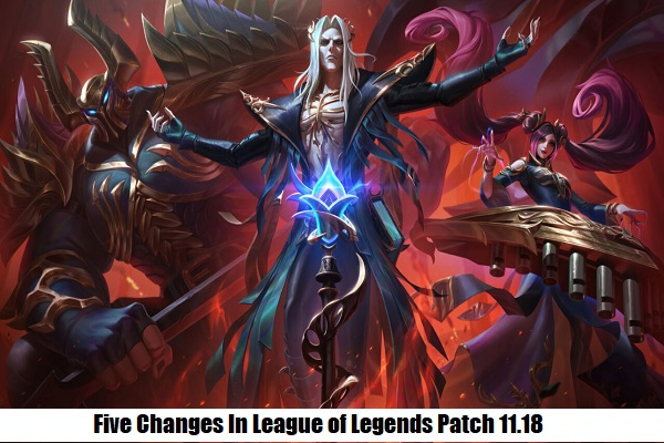 Five Unhelpful Changes In League of Legends Patch 11.18