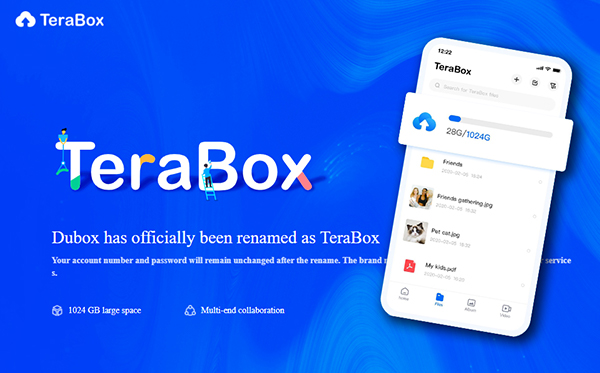 TeraBox is a free alternative to other cloud storage solutions 2