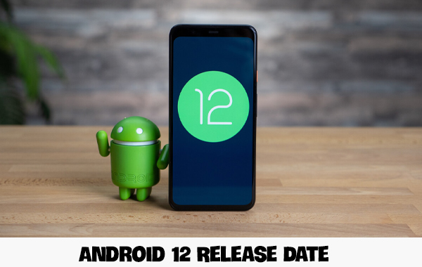 Android 12 Release Date feature